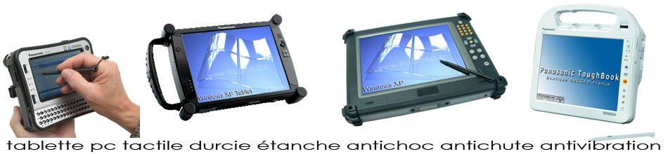 tablette tactile antichoc antichute etanche