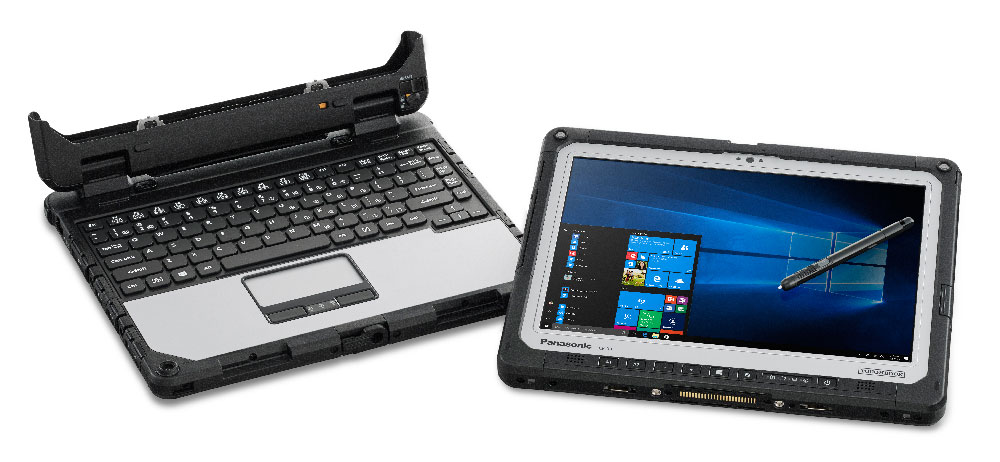 pc portbale Hybride tablette tactile detachable