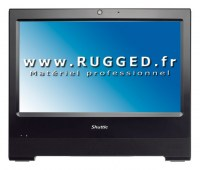 Shuttle POS X504 www.Rugged.FR